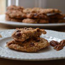 Cookies alle noci pecan
