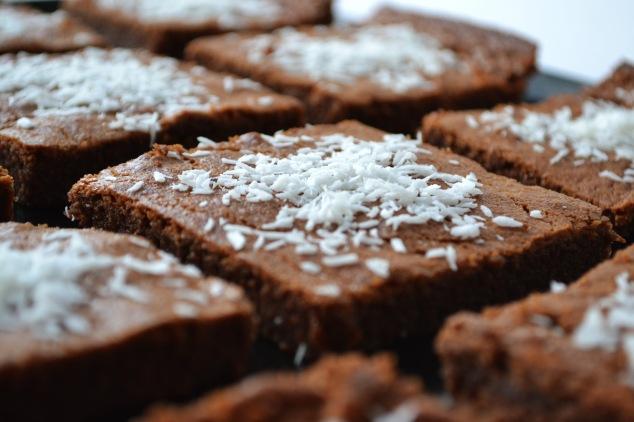 Milk Chocolate Brownies 2