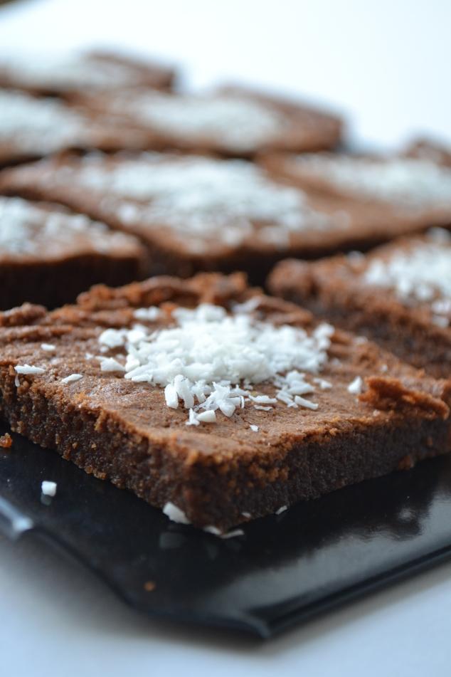 Milk Chocolate Brownies 3