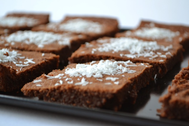 Milk Chocolate Brownies 4