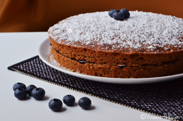 Torta grano saraceno